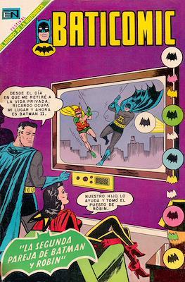 Batman - Baticomic (Rústica-grapa) #22