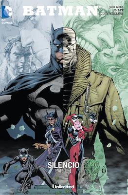 Batman. Silencio (Rústica) #1