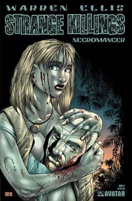 Strange Killings - Necromancer (Comic Book) #5