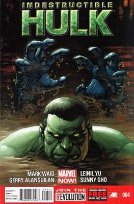 Indestructible Hulk (Comic Book) #4