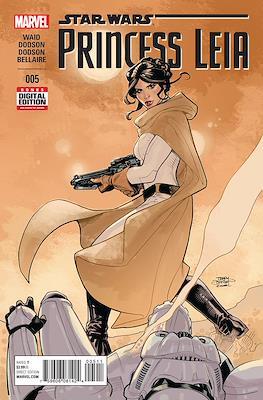 Princess Leia. Star Wars (Comic book) #5
