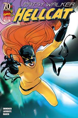 Patsy Walker: Hellcat (Comic Book) #5