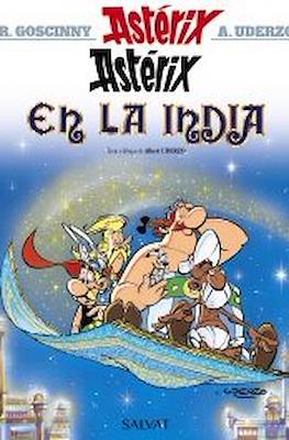 Astérix (2016) (Cartoné, lomo con mancha de Asterix) #28