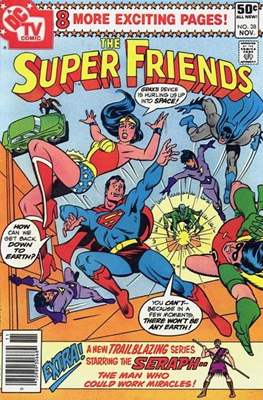 Super Friends Vol.1 (1976-1981) (Grapa, 32 págs.) #38