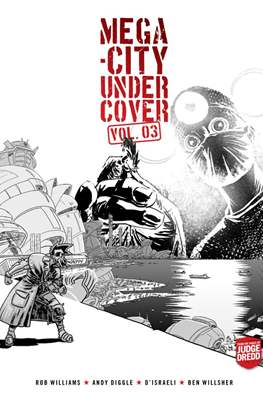 Mega-City Undercover (Hardcover) #3