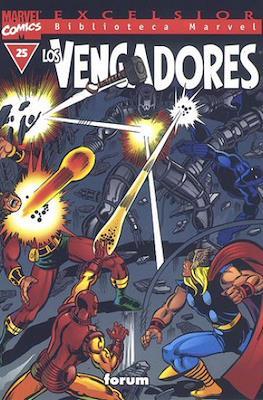 Biblioteca Marvel: Los Vengadores (1999-2001) (Rústica 160 pp) #25