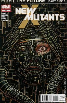 New Mutants Vol. 3 (Comic Book) #49