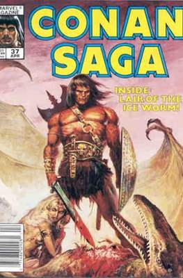 Conan Saga (Comic-book) #37