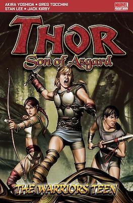 Thor: Son of Asgard - Marvel Pocketbook