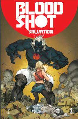 Bloodshot Salvation (Grapa) #2