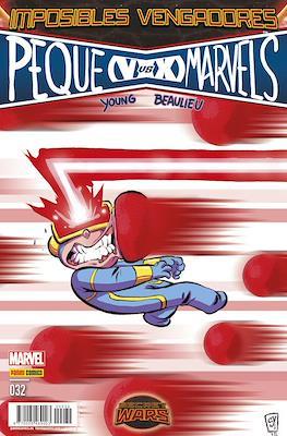 Imposibles Vengadores (2013-2018) (Grapa) #32