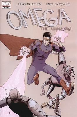 Omega The Unknown Vol. 2 (comic book) #1