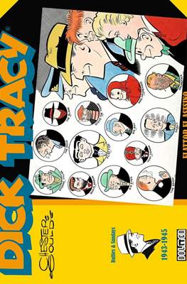 Dick Tracy (Cartoné) #1