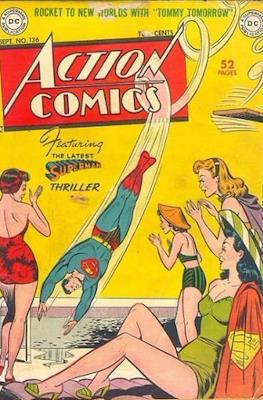 Action Comics Vol. 1 (1938-2011; 2016-) (Comic Book) #136