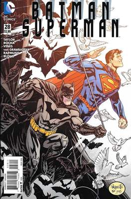 Batman / Superman vol. 1 (2013-2016) (Comic Book) #28