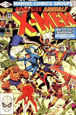 Uncanny X-Men Vol. 1 Annuals (1963-2011) #5