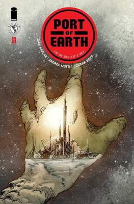 Port of Earth (Comic-book) #11
