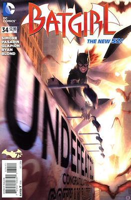 Batgirl Vol. 4 (2011-2016) (Comic-Book) #34