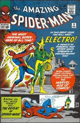 The Amazing Spider-Man Vol. 1 (1963-1998) #9