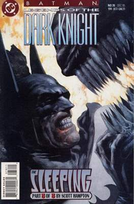 Batman: Legends of the Dark Knight Vol. 1 (1989-2007) #78