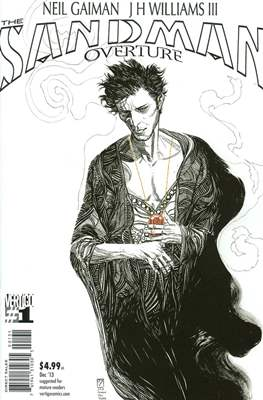 The Sandman: Overture (Variant Covers) (Comic book) #1.4
