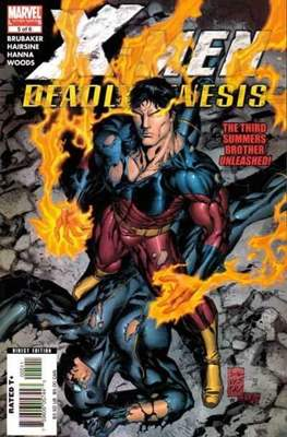 X-Men: Deadly Genesis (Grapa) #5
