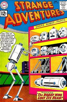 Strange Adventures (Comic Book) #136
