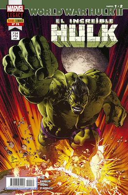 El Increíble Hulk Vol. 2 / Indestructible Hulk / El Alucinante Hulk / El Inmortal Hulk (2012-) (Comic Book) #74