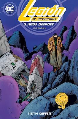 Legion de Superhéroes: 5 años después (Cartoné 1160 pp) #