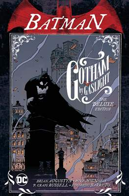 Batman: Gotham by Gaslight - The Deluxe Edition