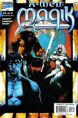 X-Men: Magik (grapa) #3