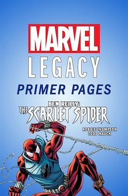 Ben Reilly: The Scarlet Spider- Marvel Legacy Primer Pages