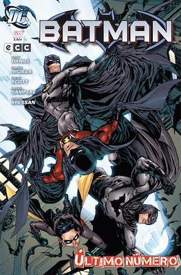 Batman (2007-2012) (Grapa. 48 pp) #60