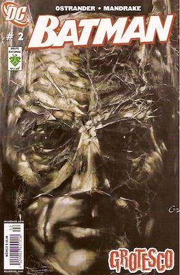 Batman (2009-2011) (Grapa) #2