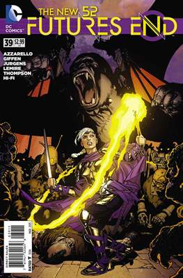 The New 52: Futures End (Comic-Book) #39