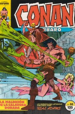 Conan el Bárbaro (1983-1994) #88