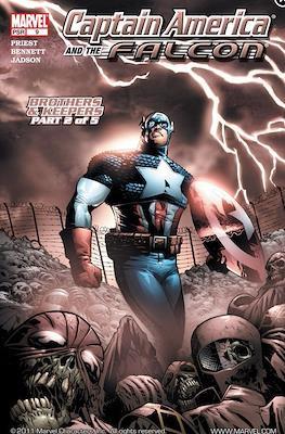 Captain America and The Falcon (Comic-book) #9