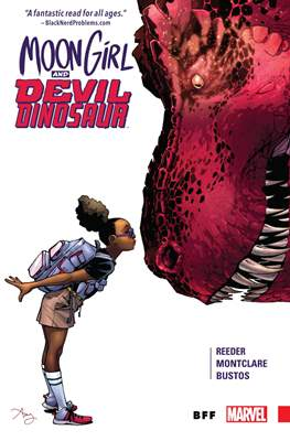 Moon Girl and Devil Dinosaur (Softcover) #1
