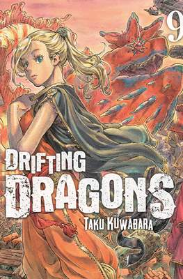 Drifting Dragons (Rústica con sobrecubierta) #9