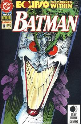 Batman Vol. 1 Annual (1961 - 2011) (Comic Book) #16