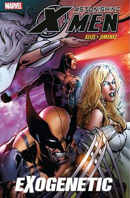 Astonishing X-Men (Vol. 3 2004-2013) (Softcover) #6