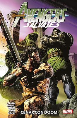 Avengers Salvajes #2