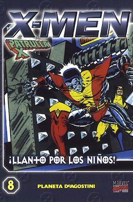 Coleccionable X-Men / La Patrulla-X (Rústica, 80 pp) #8