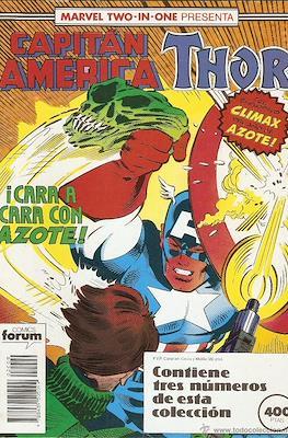 Capitán América Vol. 1 (1985-1992) (Retapado Rústica) #9