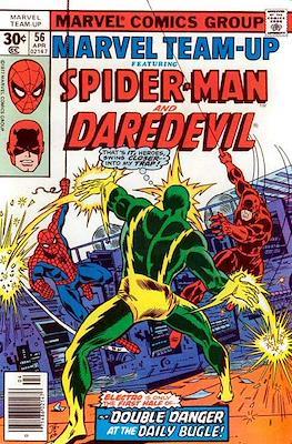 Marvel Team-Up Vol. 1 (Comic-Book) #56