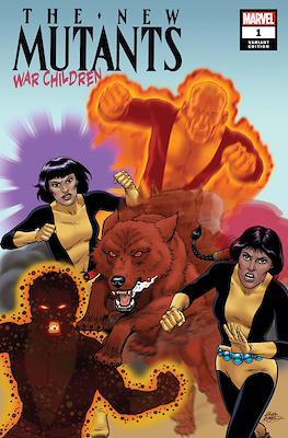 The New Mutants: War Children (Variant Cover) (Comic Book) #1
