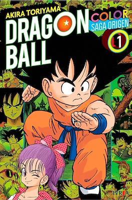 Dragon Ball Color: Saga Origen (Rústica) #1