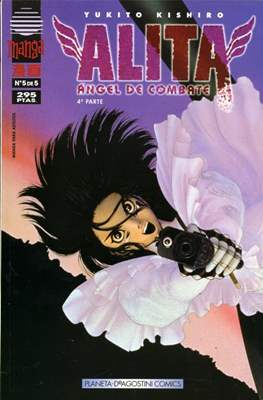 Alita, ángel de combate. 4ª parte #5