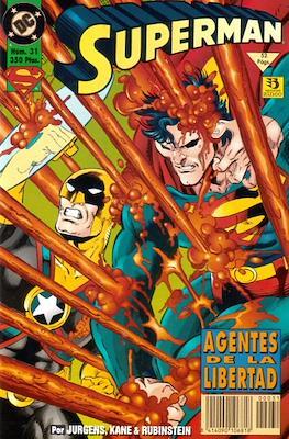 Superman (1993-1996) (Grapa, 48-72 páginas) #31