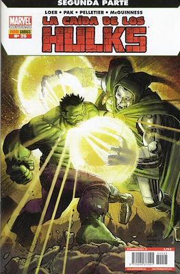 El Increíble Hulk (2008-2011) (Grapa, 24 páginas) #25